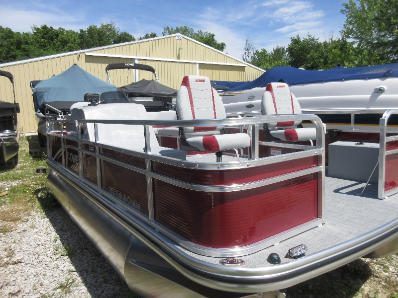 Lowe Pontoons - The Boat Place