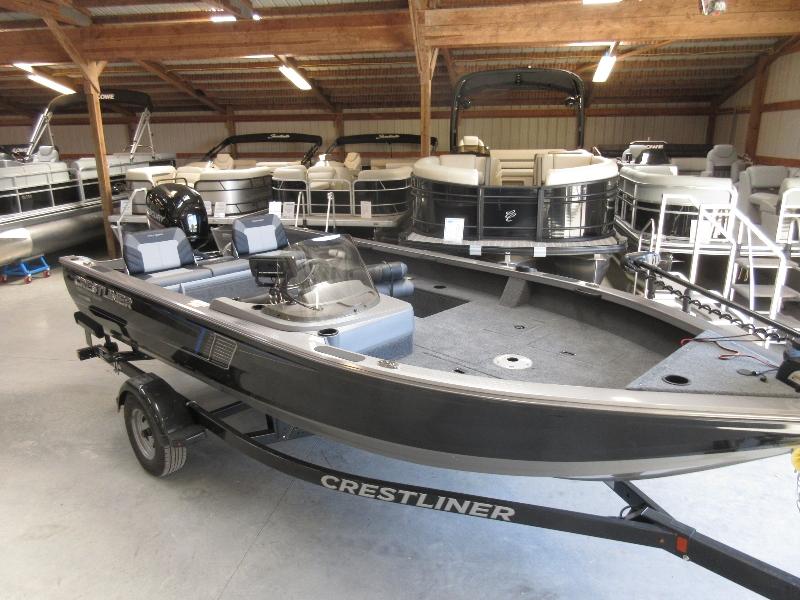 2018 crestliner 1850 fish hawk sc the boat place for Crestliner fish hawk